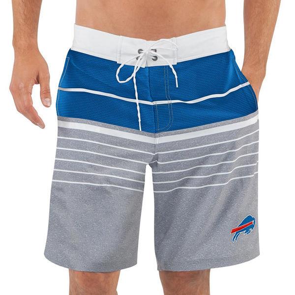 Buffalo Bills NFL G-III Balance Men's Boardshorts Swim Trunks