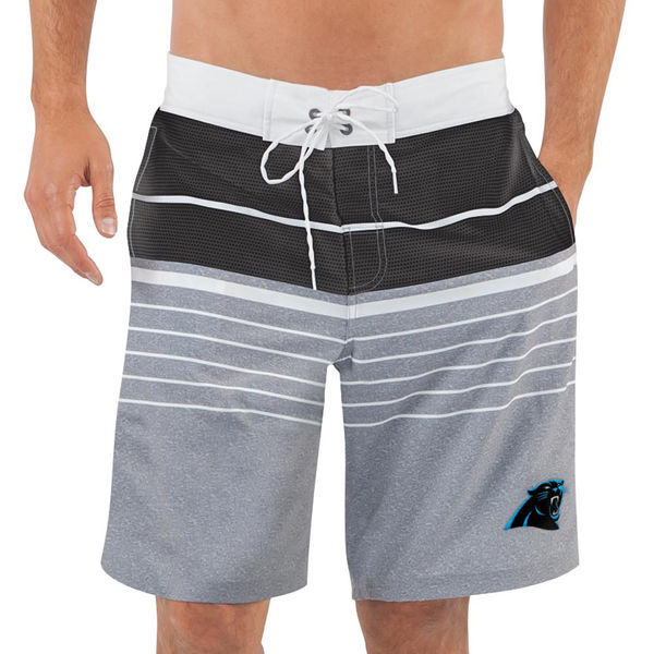 Carolina Panthers NFL G-III Balance Men's Boardshorts Swim Trunks