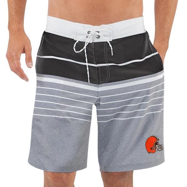 Cleveland Browns NFL G-III Balance Men's Boardshorts Swim Trunks