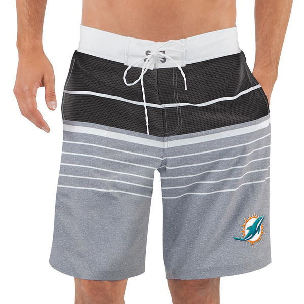 Miami Dolphins NFL G-III Balance Men's Boardshorts Swim Trunks