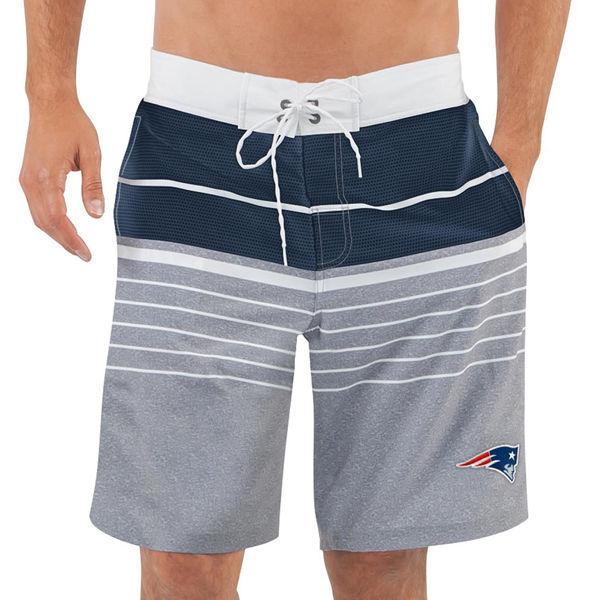 New England Patriots NFL G-III Balance Men's Boardshorts Swim Trunks
