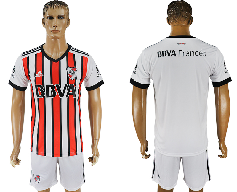 2018-19 River Plate Away Soccer Jersey