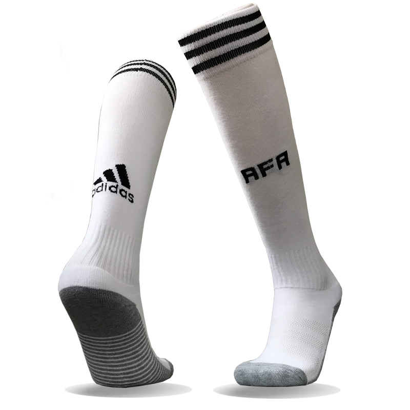 Argentina Home Youth 2018 FIFA World Cup Thailand Soccer Socks