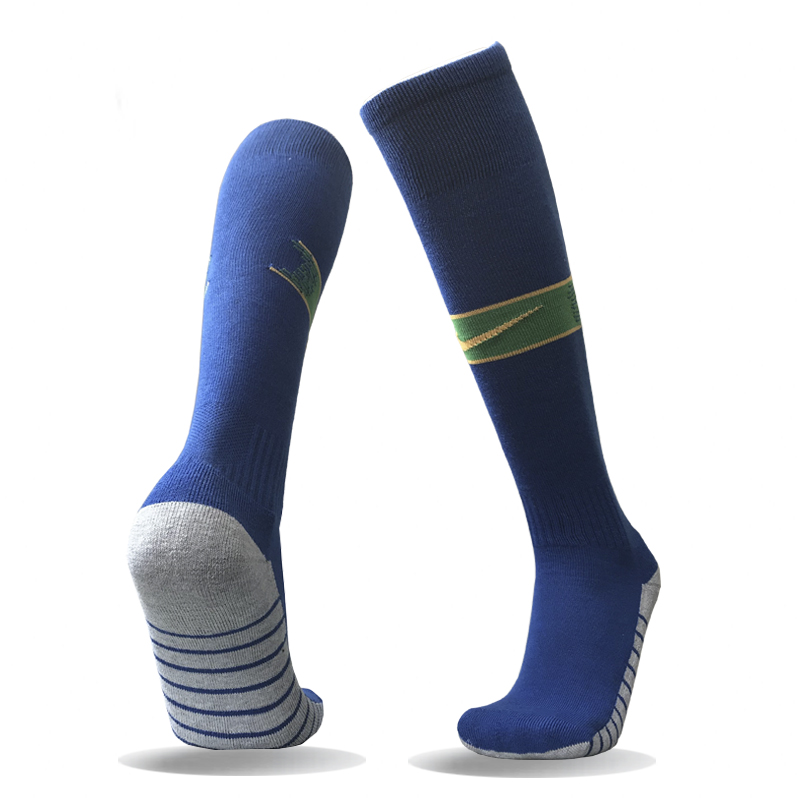 Brazil Away 2018 FIFA World Cup Thailand Soccer Socks