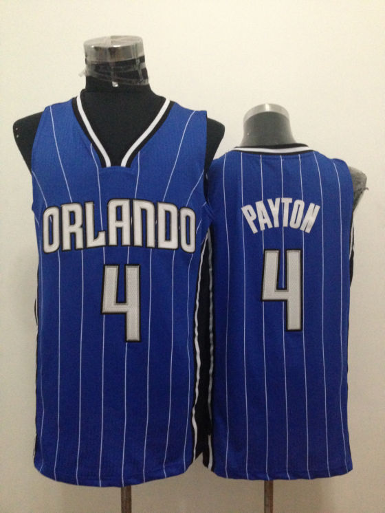 Magic 4 Payton Blue New Revolution 30 Jerseys