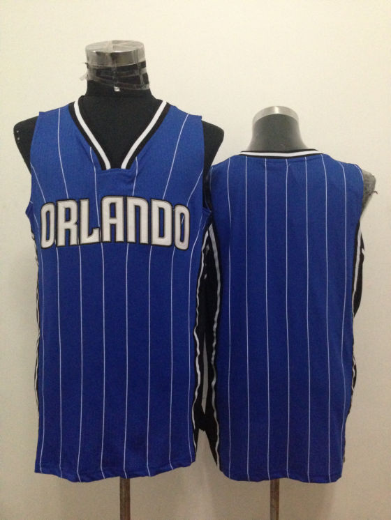 Magic Blank Blue New Revolution 30 Jerseys
