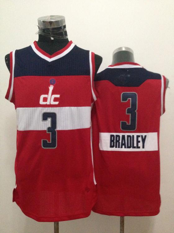 Wizards 3 Bradley Beal Red 2014-15 Christmas Day Swingman Jerseys