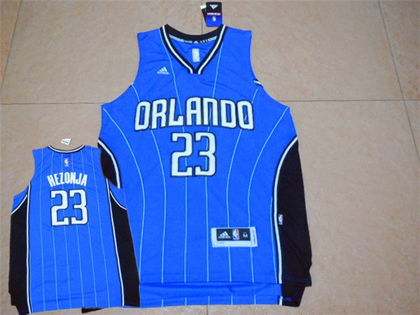 Magic 23 Mario Hezonja Blue New Rev 30 Jersey