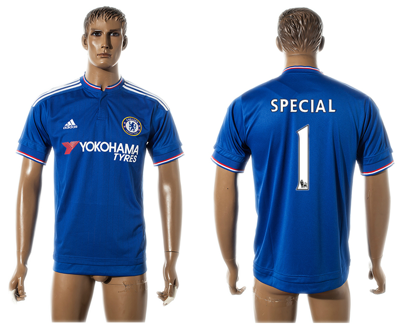 2015-16 Chelsea 1 SPECIAL Home Thailand Jerseys