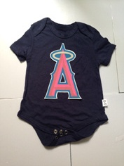 Angels Navy Toddler T-shirts