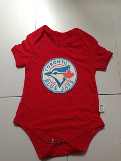 Blue Jays Red Toddler T-shirts