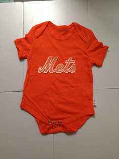 Mets Orange Toddler T-shirts