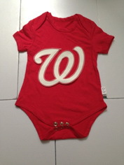 Nationals Red Toddler T-shirts
