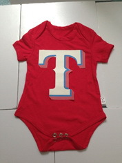 Rangers Red Toddler T-shirts