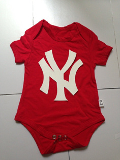 Yankees Red Toddler T-shirts