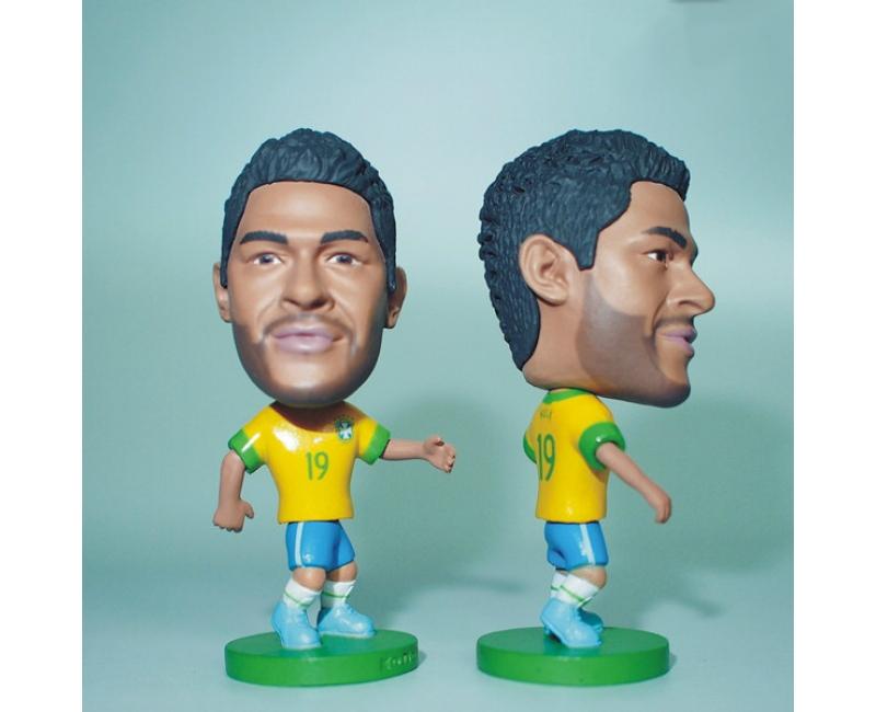 Brazil Hulk Figures
