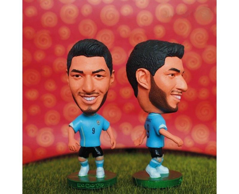 Uruguay Suarez Figures