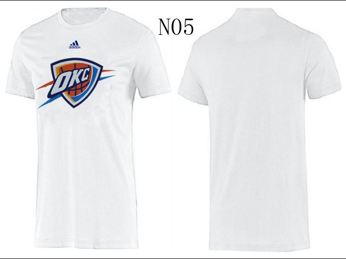 Thunder New Adidas T-Shirts2