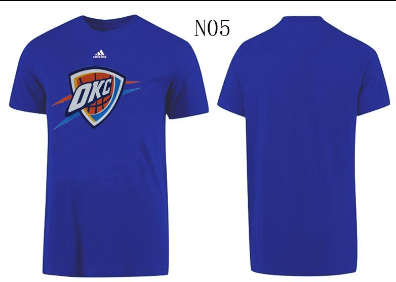 Thunder New Adidas T-Shirts3
