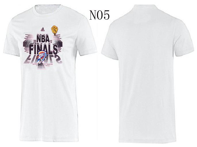 Thunder New Adidas T-Shirts4