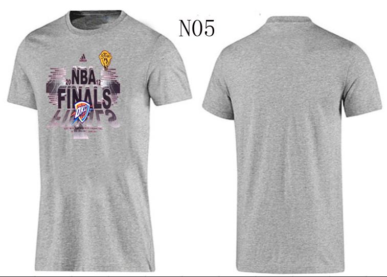 Thunder New Adidas T-Shirts7
