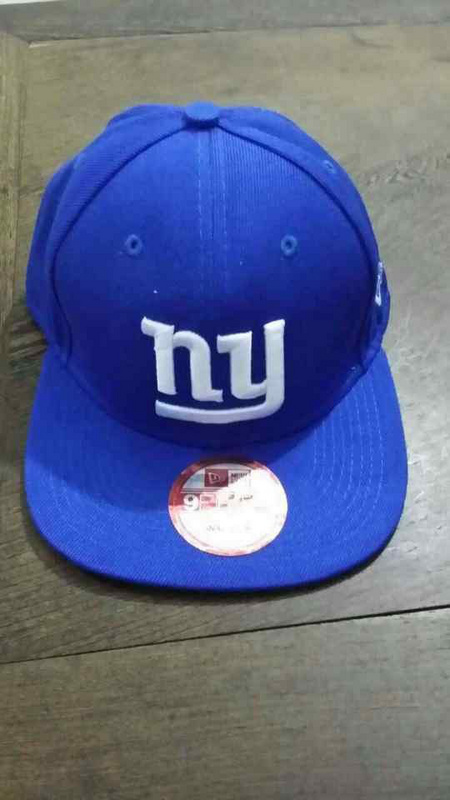 Giants Fashion Youth Caps