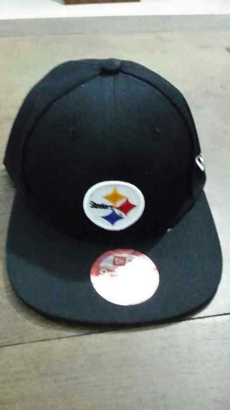 Steelers Fashion Youth Caps
