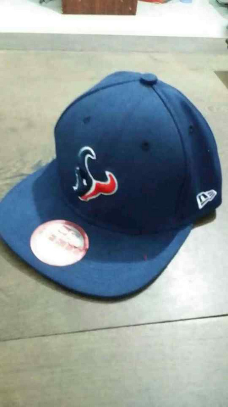 Texans Fashion Youth Caps