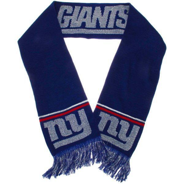 Giants Blue Fashion Scarf