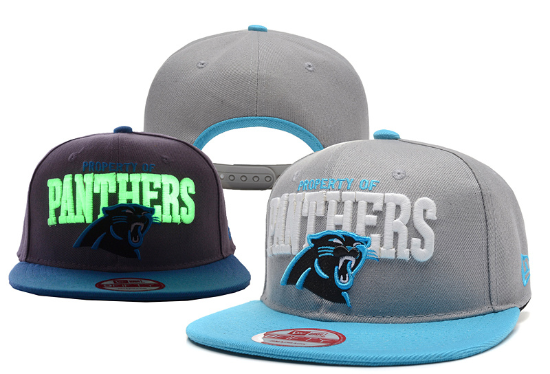 Panthers Fashion Luminous Caps YD