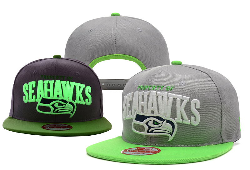 Seahawks Fashion Luminous Caps YD