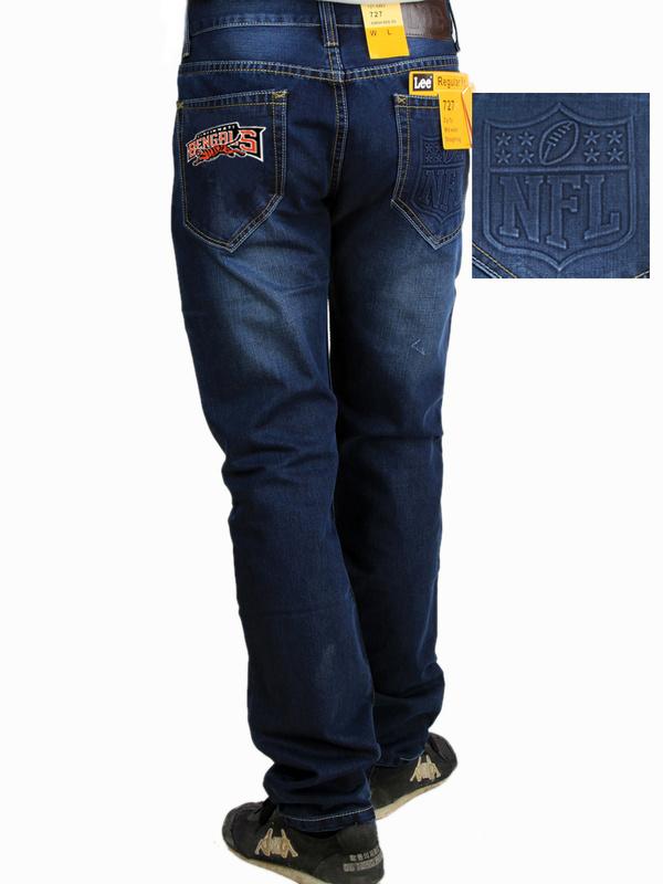 Bengals Lee Jeans