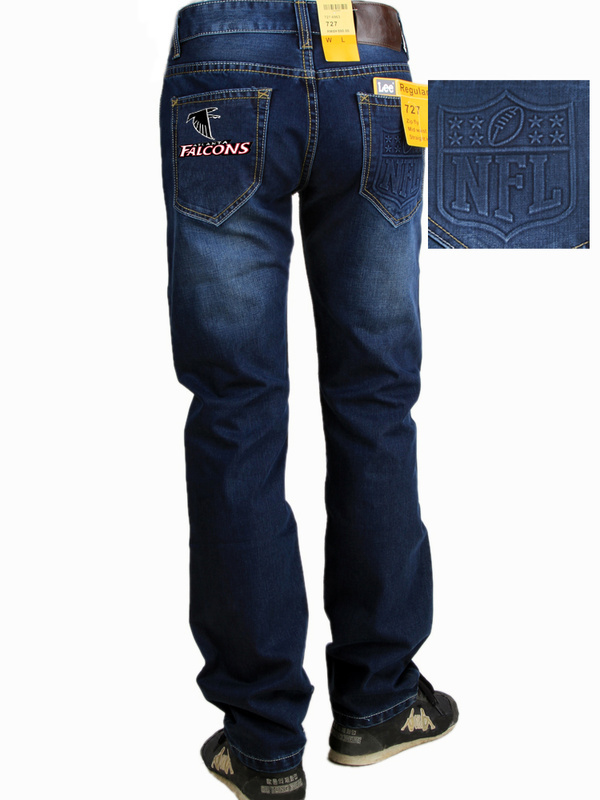 Falcons Lee Jeans