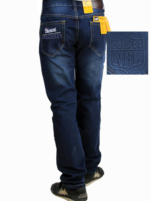 Patriots Lee Jeans