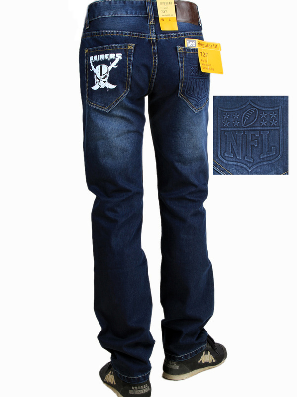 Raiders Lee Jeans