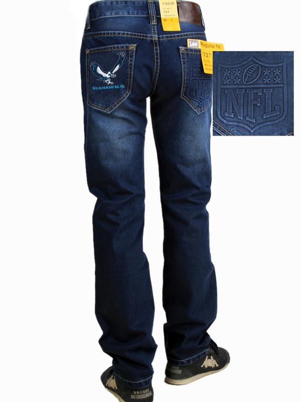 Seahawks Lee Jeans