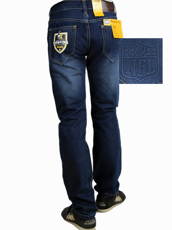 Steelers Lee Jeans