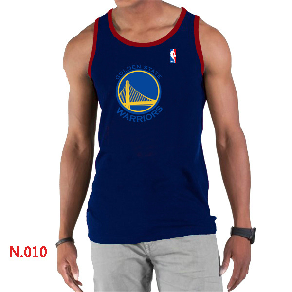 Golden State Warriors Big & Tall Primary Logo Men D.Blue Tank Top