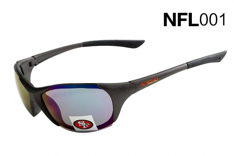 San Francisco 49ers Polarized Sport Sunglasses001