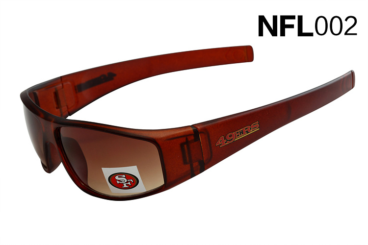 San Francisco 49ers Polarized Sport Sunglasses002