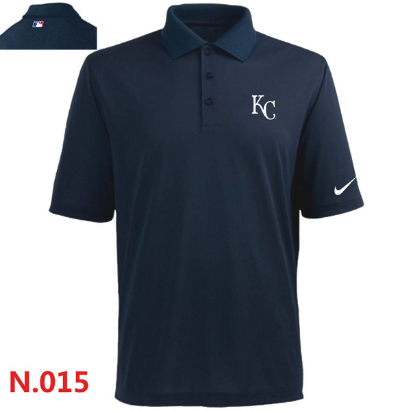 Nike Royals Navy Blue Polo Shirt