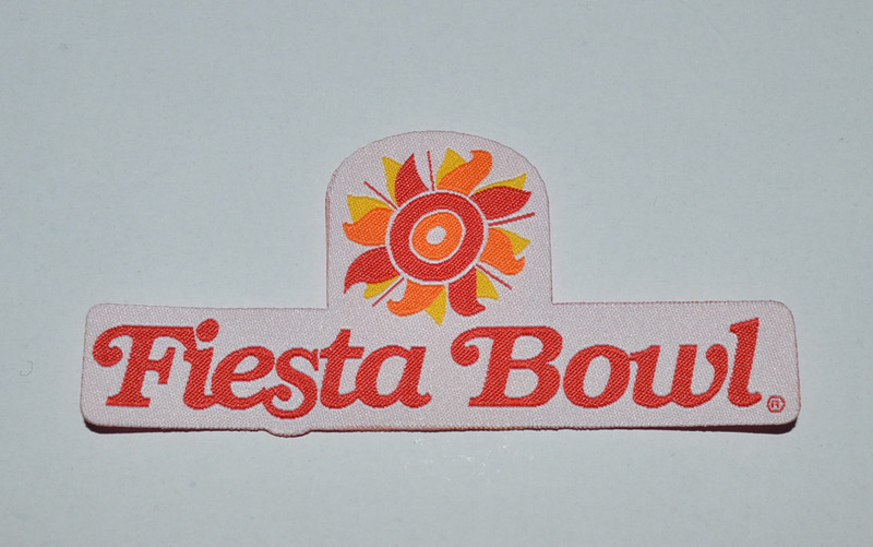 45th Annual Battlefrog Fiesta Bowl Patch