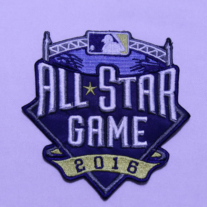 MLB 2016 All Star Game Patch