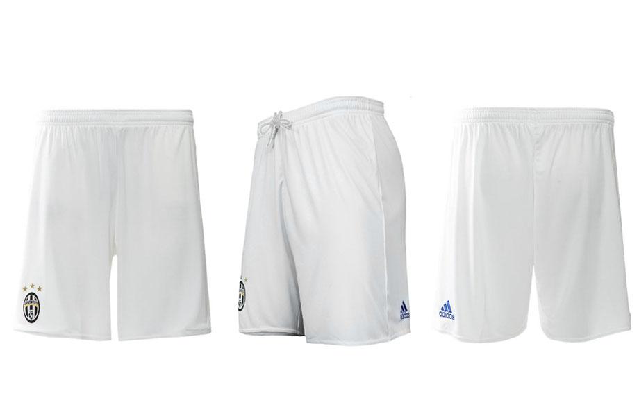 2016-17 Juventus Away Soccer Shorts
