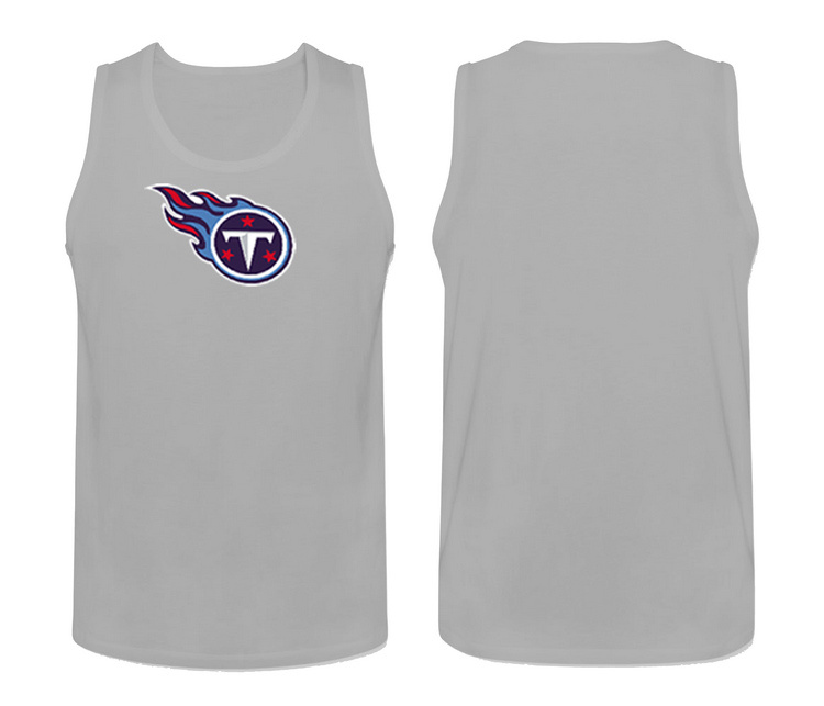 Nike Tennessee Titans Fresh Logo Men's Tank Top L.Grey