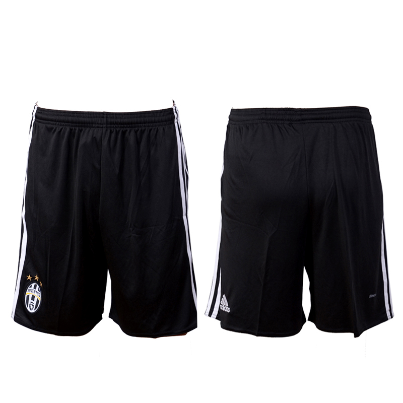2016-17 Juventus Home Soccer Shorts