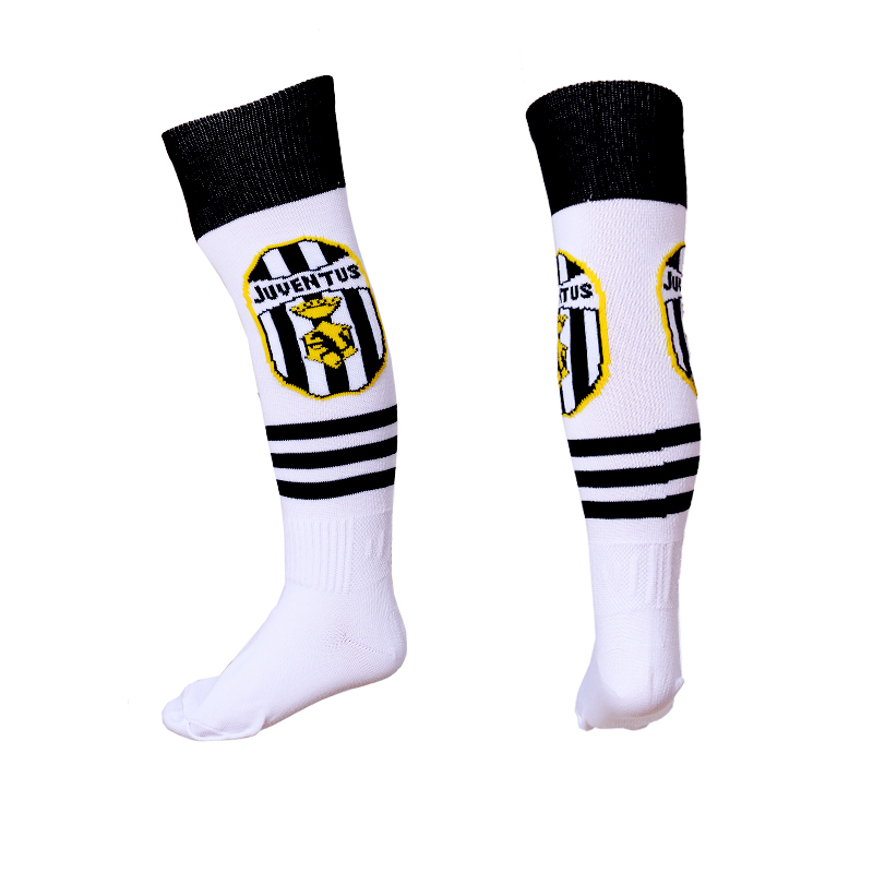 2016-17 Juventus Youth Soccer Socks