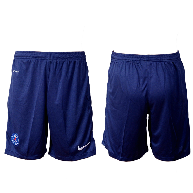 2016-17 Paris St Germain Home Soccer Shorts