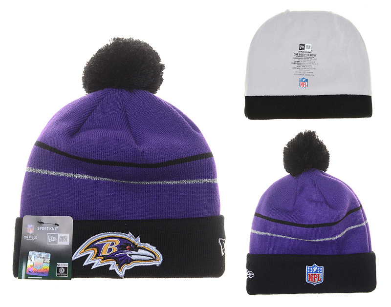 Ravens Fashion Beanie YD2