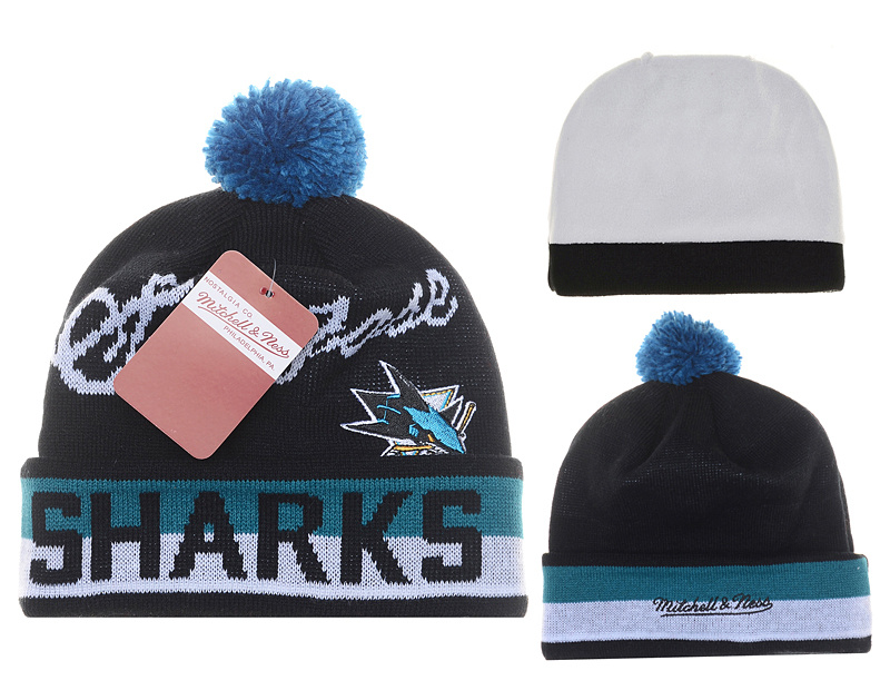 Sharks Fashion Beanie YD